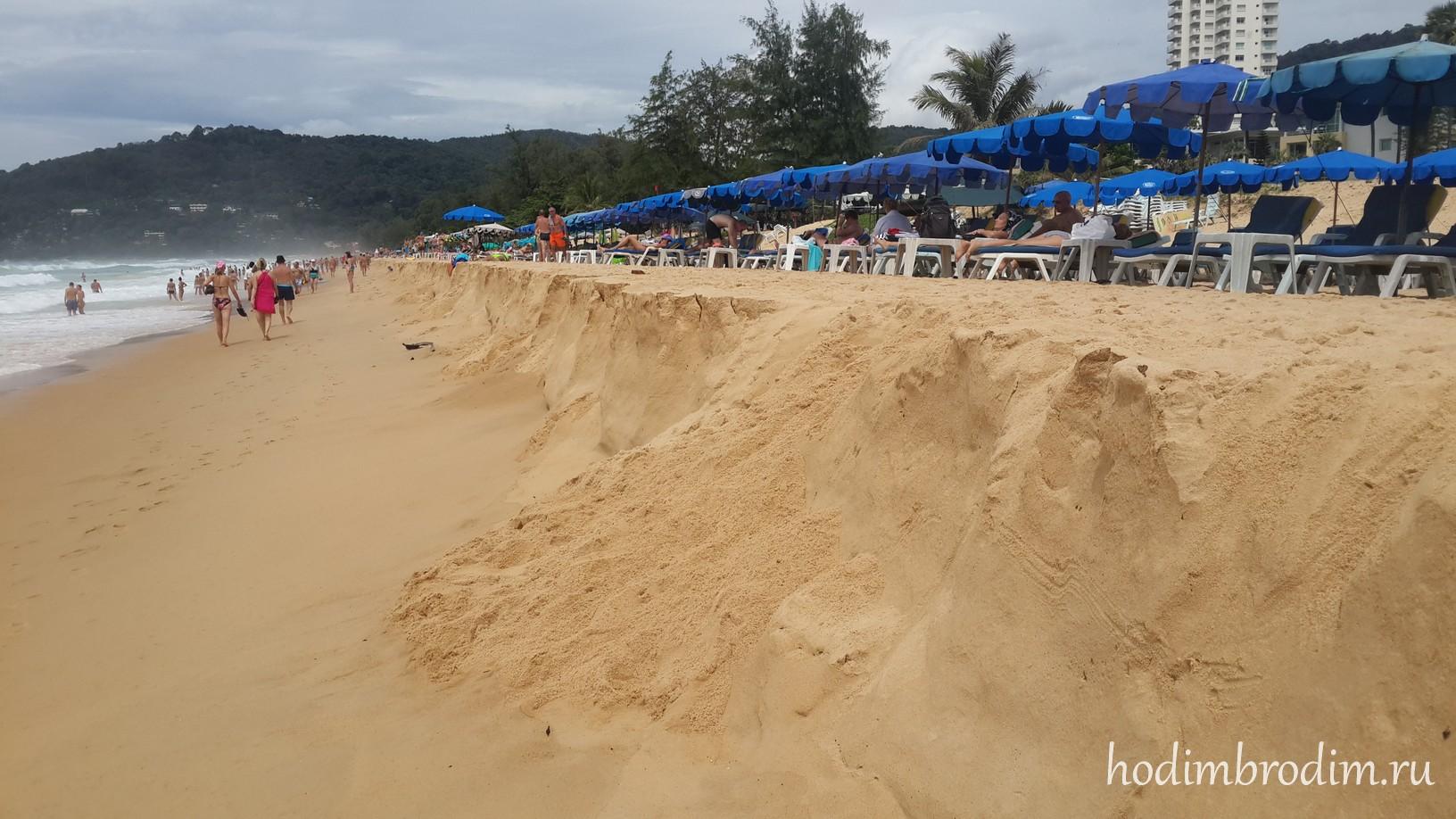 Пляж карон 2018 фото